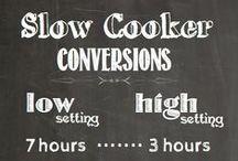 recipes - slow cooker / crock pot / slow cooker recipes / by barn owl primitives