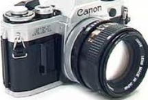 they don't make them like they use to / all about cameras