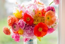 love // florals / by Kellie / 74 Lime Lane