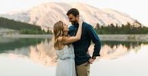 Couples Shoot / Inspiring engagement photos, anniversary shoots, couples in-home shoots and adventure shoots.