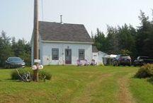 House in Cape Breton