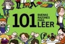 Reading | Lecturas / Comics y Libros que me gustan. Books and comics I love.