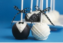 Wedding & Event Ideas / Ideas for all events - weddings, baby showers, holiday parties and more! / by Stephanie Gibson