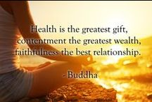 """Yoga & Wellness / """"The body's biggest obstacle is the mind"""""""