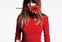 red / by Kristi Redman