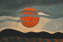 art forms, texture, and space / by Kristi Redman