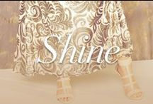 Shine / Dedicated to metallics, sequins, embellishments! / by IGIGI