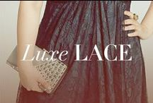 Luxe Lace / by IGIGI