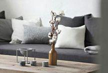 Livingroom / Inspiration for our future livingroom