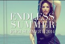 Endless Summer - IGIGI Summer II 2014 / IGIGI's Collection for Summer II 2014 - Endless Summer / by IGIGI