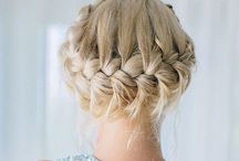 Braids and Brushes / Hair, braids, brunette and blondes  / by IGIGI