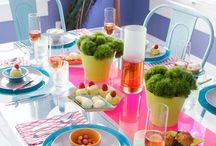 Festive Fetes / Party and Hostessing ideas  / by IGIGI