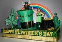St. Patrick's Day Parade Float Supplies
