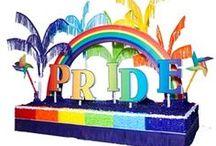 Pride Parade Float Supplies