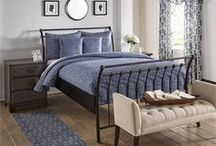 Wallace Bedspread Collection / www.bethscountryprimitivehomedecor.com
