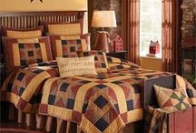 Montclair Quilted Collection / www.bethscountryprimitivehomedecor.com