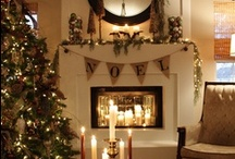 christmas. / by Sara Rains