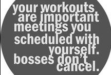 fitness / by Lauren Locke