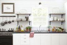 DESIGN | kitchen / Inspiration for my future dream kitchen.  #kitchen #design #dreamhome #homedecor