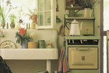 Houses & Decoration / Casas e ideas decorativas que inspiran.