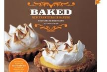 cook books / by Lisa Arndt