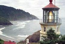 Lighthouses  / by Debi Mills Snider
