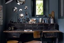 Chez Moi / Ideas for our humble abode. / by Jeani Hunt-Gibbon