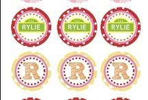 rylie's 2nd birthday / by Sara Rains