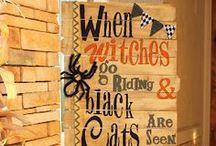 Halloween / by Debi Mills Snider