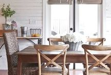 DESIGN | dining room / Inspiration for my dream dining room  #DreamHome #DiningRoom #HomeDecor #design