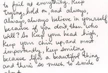 Quotable Quotes / by Angie Leathers