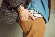 Men style / by Ottilia Ivanciu