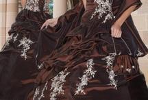 BROWN CHOCOLATE LUSH  & MIDNIGHT BLACK BEAUTYS / by Helen Ledford