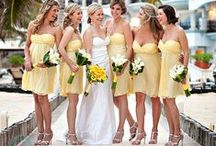 Bridesmaids & Maid of Honor / by Kelsey Shanabarger