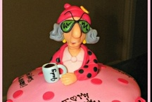 Cake Creations / I love all kinds of heARTistry & these take the cake! No pun intended.  ENJOY! / by Creatique Candy