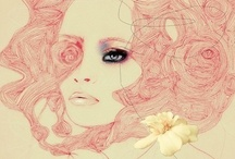 Fashion Illustration / by mol-illustrate