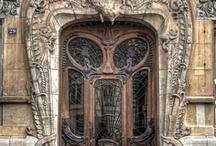 Doors, Doors, Doors / by Debi Mills Snider