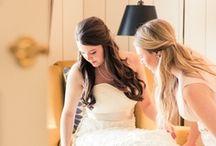 Weddings {Getting Ready}