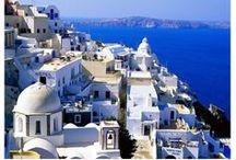 Greece / by Debi Mills Snider
