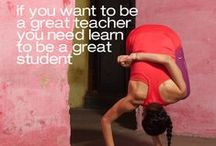 Yoga Teacher Toolbox <3 / by Theresa Paz