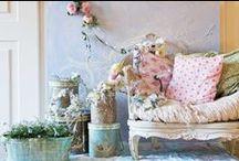 Shabby Furniture / by Patricia Vaughn Shedd Marshall