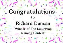 The Luluwrap Naming Contest / In the spirit of Spring and to celebrate the launch of The LuLuwrap website, please help to name this pattern below! 'LIKE' us and enter your suggestion on The LuLuwrap Facebook page to win and take home The Luluwrap you named!