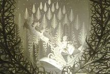 Paper Creations / by mol-illustrate