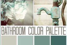 Bathroom Ideas / by Debi Mills Snider