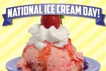 National Ice Cream Day! / We gathered some of our favorite ice cream products to help you celebrate National Ice Cream Day on July 19.