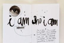 Bullet & art journal inspiration