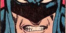 The Bat / The Batman and Bat-related ilk...