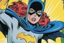 The Batgirl / Barbara Gordon=The Batgirl (Old School)