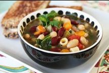 Soups/Stews / by Cooking-in-College