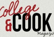 Blogs we LOVE! / by Cooking-in-College